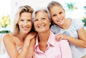 Description: three-generations-of-women