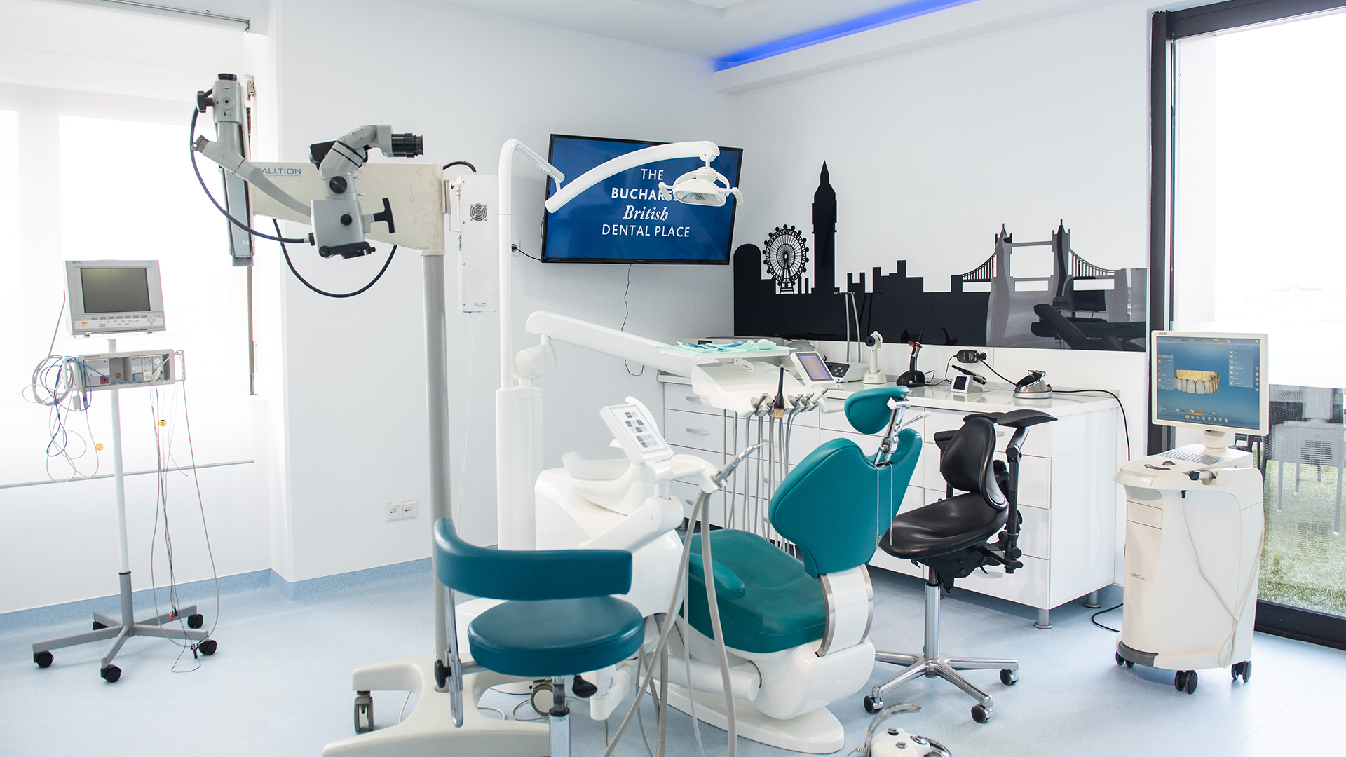 Clinica British Dental Place