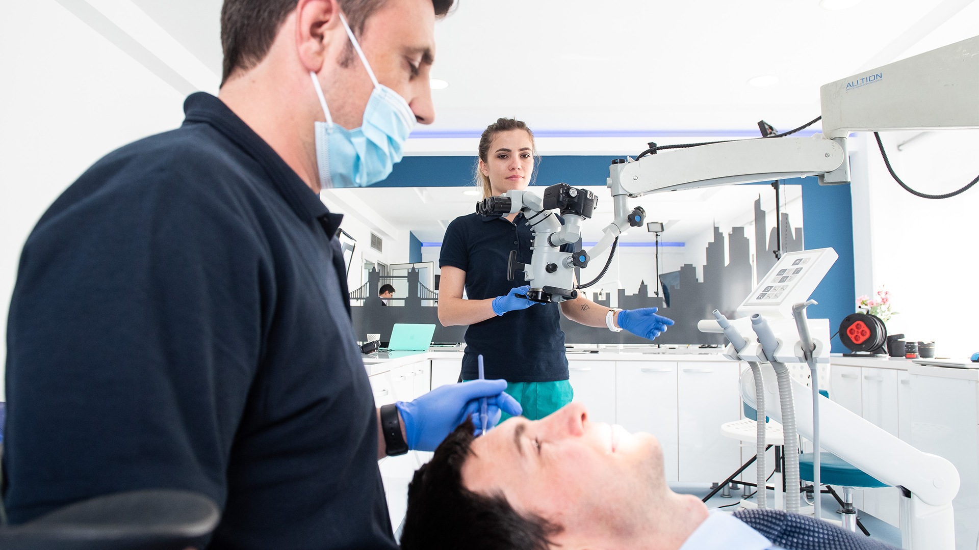 Clinica stomatologica British Dental Place